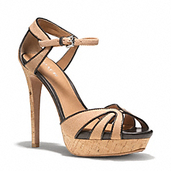 COACH DAYLAN HEEL - ONE COLOR - Q4502