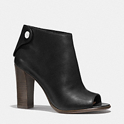 COACH Q5193 Labelle Bootie BLACK
