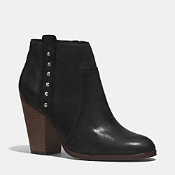 COACH Q5314 Haven Bootie  BLACK