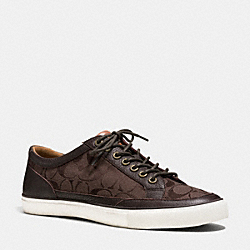 COACH Q6129 Porter Sneaker DDG