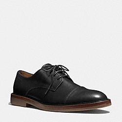 COACH Q6131 Garrison Oxford BLACK