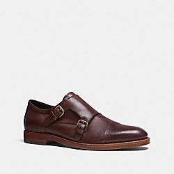 COACH Q6171 Alexander Shoe ESPRESSO