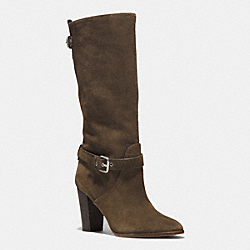 COACH Q6252 Beverly Bootie FATIGUE