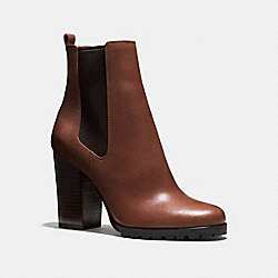COACH Q6267 Odelle Bootie SADDLE