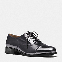 COACH Q6272 Edith Oxford  ANTHRACITE