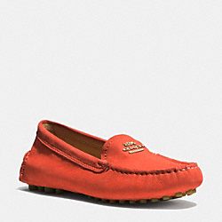 COACH Q6359 Nancy Loafer CORAL