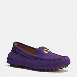 COACH Q6359 Nancy Loafer VIOLET