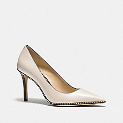 TAMERA PUMP - q6605 - CHALK