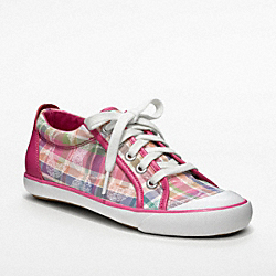 COACH Q675 Barrett Poppy SILVER/MULTICOLOR