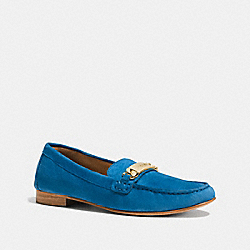 COACH Q7118 Kimmie Loafer DENIM