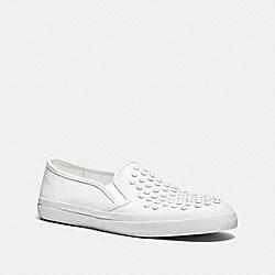 COACH Q7211 - CHRISSY SNEAKER WHITE