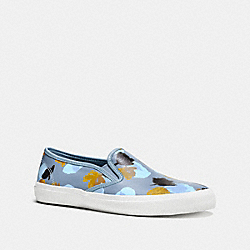 COACH Q8114 Chrissy Sneaker CORNFLOWER
