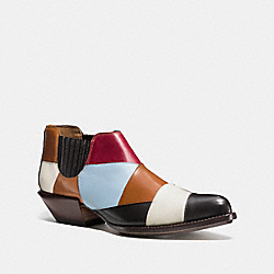 PATCHWORK BANDIT SHOE - q8173 - HICKORY/TAWNY MULTI