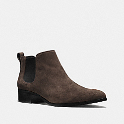SUFFOLK BOOTIE - q8709 - MINK