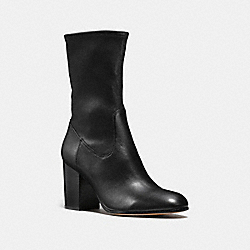 COACH Q8820 Bond Bootie BLACK/BLACK