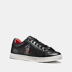 COACH Q9146 Porter Sneaker BLACK