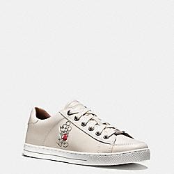COACH Q9146 Porter Sneaker CHALK