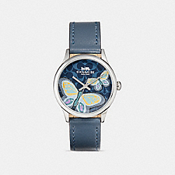 RUBY WATCH - w1546 - NAVY/NAVY