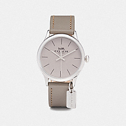 COACH W1549 Ruby Watch, 32mm GREY