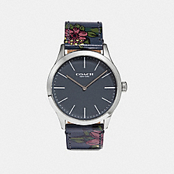 BAXTER WATCH, 39MM - w1555 - HAWAIIAN LILLY PRINT