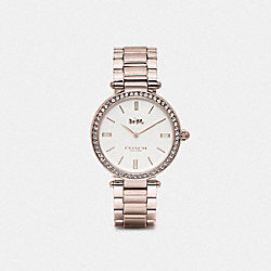 COACH W1566 - PARK WATCH, 34MM CARNATION GOLD