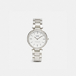 COACH W1572 Park Watch, 34mm STAINLESS STEEL
