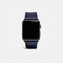 COACH W1590 Apple Watch® Strap CADET
