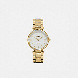COACH W1616 - PARK WATCH, 34MM GOLD