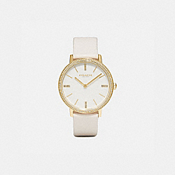 COACH W1658 - AUDREY WATCH, 35MM CHALK