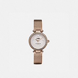 COACH W1663 - PARK WATCH, 26MM CARNATION GOLD