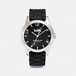 COACH W6033 Maddy Watch BLACK
