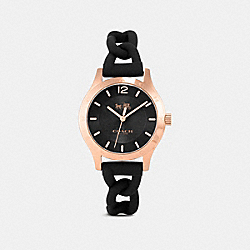 COACH W6044 Maddy Watch BLACK