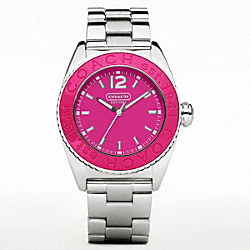 COACH W930 Andee Bracelet Watch PUNCH
