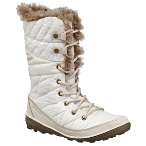 A Columbia boot for women.
