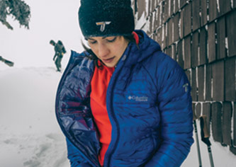Shop insulated mid layers.