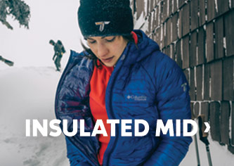 Insulated mid