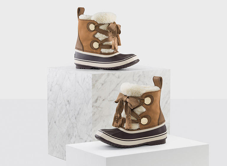 A new look at our SOREL Chloe.