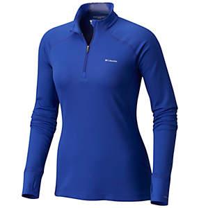 Women's Heavyweight II Baselayer Long Sleeve Half Zip Shirt
