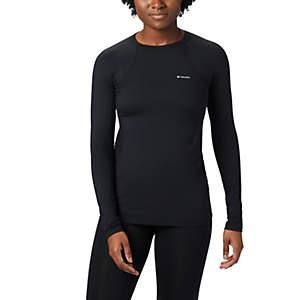 Women's Midweight Stretch Baselayer Long Sleeve Shirt