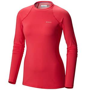 Camiseta de manga larga Midweight para mujer