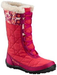 Youth Minx™ Mid II Waterproof Omni-Heat™ Boot