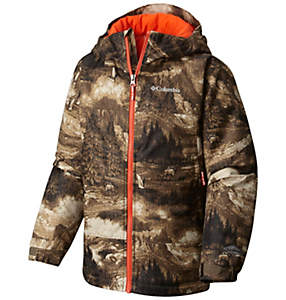 Boys' Wrecktangle™ Insulated Hooded Jacket