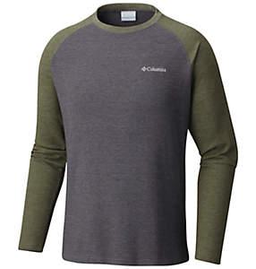 Men's Ketring™ Raglan Waffle Long Sleeve Shirt
