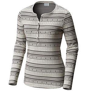 T-shirt à manches longues Hood Mountain Lodge™ Long Sleeve Shirt™ Femme