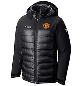 Heatzone 1000 TurboDown™ Kapuzenjacke für Herren-Manchester United