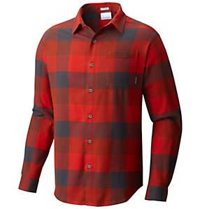 Men's Boulder Ridge™Long Sleeve Flannel Shirt