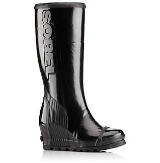 Women's Joan™ Rain Wedge Tall Gloss Boot