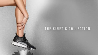 a7d1d555e18 The Kinetic Sneaker Collection