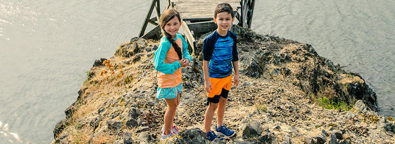 Shop kids' gear and apparel