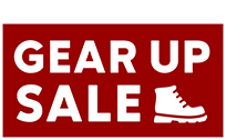 GEAR UP SALE